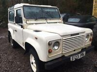 Looking for a Land Rover 90 / 110