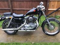 Harley Davidson iron head 1000cc