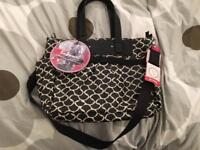 Babymel baby changing bag - brand new with labels