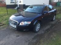 Audi A4 2.0 TDI 2005 , 7 speed Automatic ,low miles