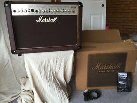 Marshall AS50R Amp