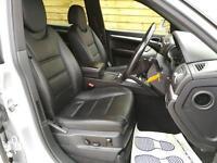 Porsche Cayenne Diesel 5dr Tiptronic S SAT NAV/FULL LEATHER (crystal silver metallic) 2009
