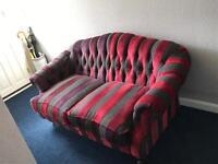 Stunning 2 Seat Sofa
