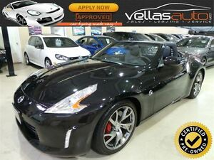 2017 Nissan 370Z TOURING**BLACK TOP**NAVI**6SPD**