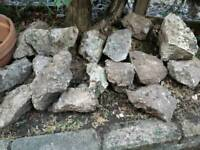 16 rocks for garden rockery