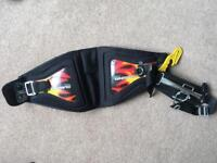 Dakine pyro waist kite surfing harness size large