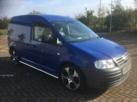 VW Caddy SDi 2009
