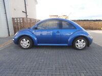 2001 VOLKSWAGEN BEETLE 1.6 - MOT,D 1 YEAR - GREAT DRIVER !!