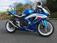 Immaculate 2011 GSXR 600