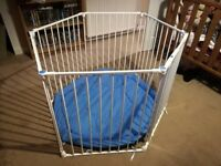 Playpen, Room Divider & Safety Guard