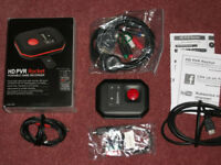 Hauppauge HD PVR Rocket, portable, boxed, complete, record PC/console gameplay