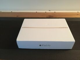 iPad Air 2 wifi cellular (21 months old) very good condition - unlocked for any network