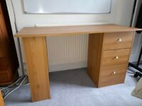 Desk and Chair (Free - nominal price £1)