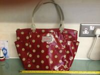 Genuine Cath Kidston Spotty Bag