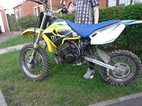 Husky boy 50 lem 50 rolling frame (for spares)