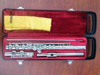 Yamaha YFL 2111 flute, virtually unused