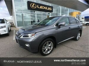2014 Lexus RX 350 Base TOURING PACKAGE
