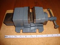Milling Vise Rare Record suit Mill or Drill Press.