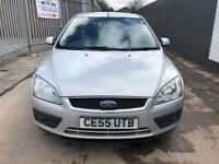 FORD FOCUS 1.6 GHIA AUTOMATIC FULL SERVICE HISTORY