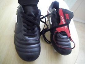 KOOGA FTX RUGBY BOOTS. NEW SIZE 9.