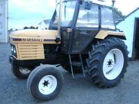 tractor marshall 802 turbo