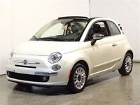 2014 Fiat 500C Lounge / Convertible / Automatique / Gr. Électriq