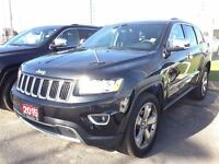 2015 Jeep Grand Cherokee LIMITED***NAV***SUNROOF**LEATHER