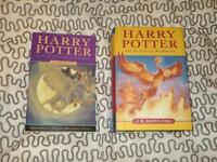 Harry Potter books for sale