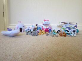 Animal Rescue Hospital Toys - Large Bundle