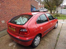Renault Megane 1.4 Petrol