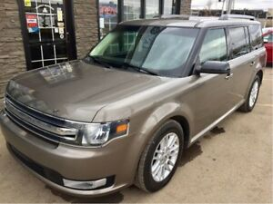 2013 Ford Flex LOADED AWD 7 PASS LOADED!