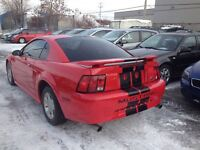 2004 Ford Mustang cuir mag aileron 128000km