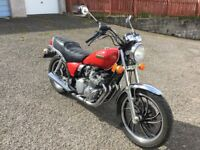 YAMAHA XJ 650 1982, collectors motorcycle 🏍