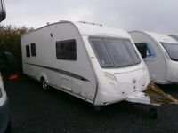 2006 Swift Challenger 490se 5 berth,motor mover and full Isabella Capri Lux awning.