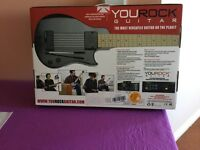''YOU ROCK'' GENERATION 2 MIDI GUITAR. Brand new. 1 week old.