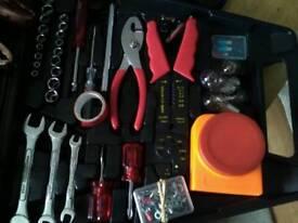 Motor Vehicle Accessory Kit