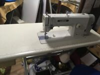 BROTHER INDUSTRIAL SEWING MACHINE (NEED TO SELL ASAP)