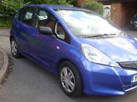 HONDA JAZZ 1.2 BLUE 61 REG 2011 FULL SERVICE HISTORY GOOD CLEAN CHEAP ECONOMICAL FIRST CAR