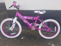Girls Bycicle very good condition