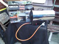 POWERFIX GAS SPACE HEATER PGH 17kw (electric fan)