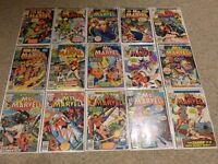 Ms. Marvel #1-23 (1977) | Complete Carol Danvers Vol 1 | 1st Prints | Marvel