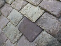 slate-roof repairs: missing/slipped/cracked slates replaced quickly at low cost