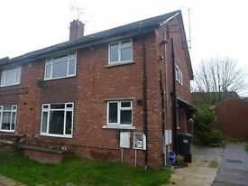 2 Bed flat to rent in Whitwell