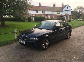 BMW 320D ES 2.0 Diesel - 6 Speed
