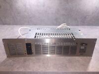 EWT plinth/under unit kitchen fan heater