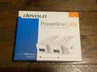 Devolo Powerline Network Adapters