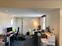 Large Private office for rent inc all bills - Central Hove Nr Station - Suitable for up to 5 people