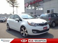 2013 Kia Rio SX LEATHER NAVIGATION LOADED!!