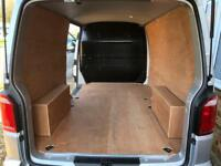 VW T6 ply lining kit long wheelbase tailgate