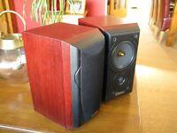 Mission Hi Fi Speakers